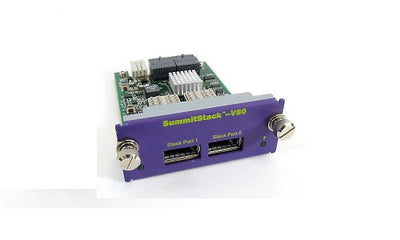 VIM2-SummitStack-V80 - Extreme Networks Interface Module - 16315 - Refurb'd