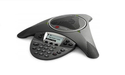 2200-15600-001 - Poly SoundStation IP 6000 Conference Phone, PoE - Refurb'd