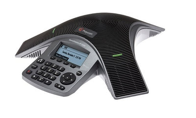 2200-30900-001 - Poly SoundStation IP 5000 Conference Phone, w/PSU - Refurb'd