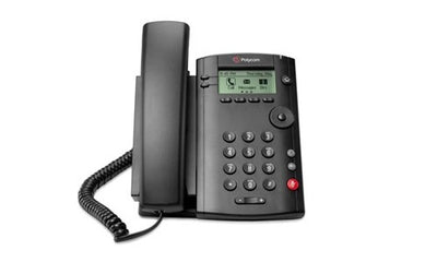 2200-40250-025 - Poly VVX 101 Desktop Phone, w/no PSU - Refurb'd