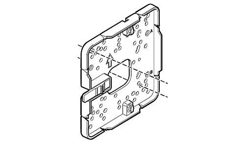 30513 - Extreme Networks Wall Mounting Bracket - WS-MBI-WALL03 - Refurb'd