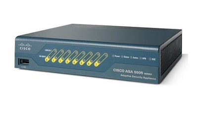 ASA5505-SSL25-K9 - Cisco ASA 5505 Security Appliance - Refurb'd
