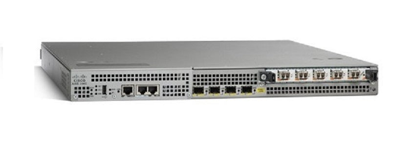 ASR1001-2.5G-SECK9 - Cisco ASR1001 Router - Refurb'd