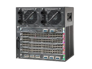 C1-C4506-E - Cisco ONE Catalyst 4506-E Network Switch - Refurb'd