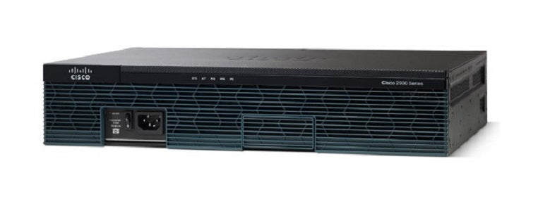 C1-CISCO2911/K9 - Cisco ONE ISR 2911 Router - Refurb'd
