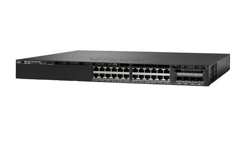 C1-WS3650-24XPD/K9 - Cisco ONE Catalyst 3650 Network Switch - New