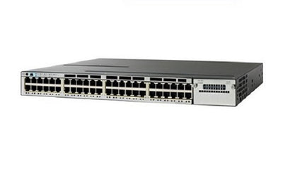 C1-WS3850-48P/K9 - Cisco ONE Catalyst 3850 Network Switch - New