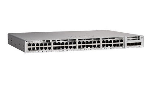 C9200-48PB-A - Cisco Catalyst 9200 Switch, Enhanced VRF, Network Advantage, 48 Port PoE+ - Refurb'd