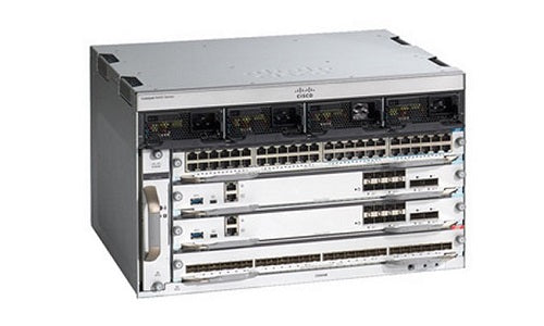 C9404R - Cisco Catalyst 9404 Swtich Chassis - Refurb'd