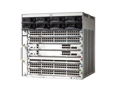 C9407R-96U-BNDL-E - Cisco Catalyst 9407 Series Bundle - New