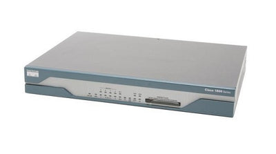 CISCO1811/K9 - Cisco 1811 Router - Refurb'd