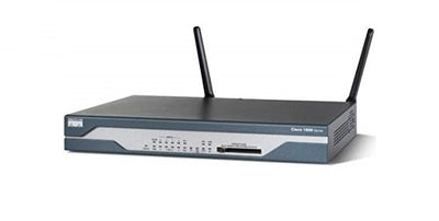 CISCO1811W-AG-B/K9 - Cisco 1811W Router - Refurb'd
