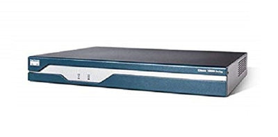 CISCO1841-HSEC/K9 - Cisco 1841 Router - Refurb'd
