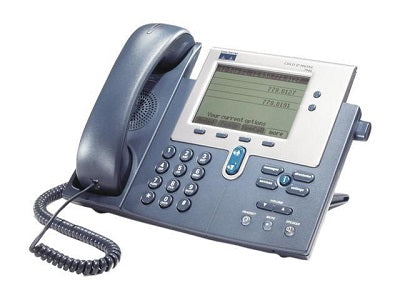 CP-7960G - Cisco IP Phone - Refurb'd