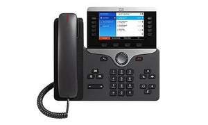 CP-8851-K9 - Cisco IP Phone 8851, Charcoal VoIP Phone, 5 lines - New