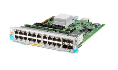 J9990A - HP Aruba 5400R PoE+/SFP+ v3 zl2 Expansion Module, 24-port - New