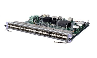JD237A - HP FlexNetwork 7500 GbE SFP SD Module, 48-port - New