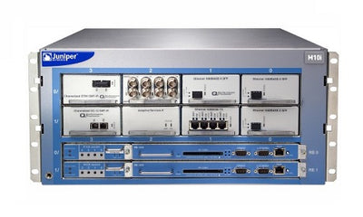 M10iE-AC-RE400-B - Juniper M10i Multiservice Edge Routers - Refurb'd