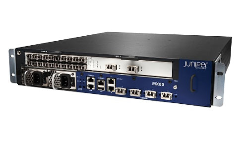 MX80-DC - Juniper MX80 Router Chassis - Refurb'd
