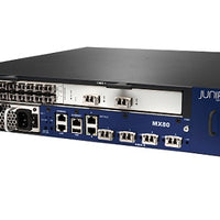 MX80-T-AC - Juniper MX80 Router Chassis - Refurb'd