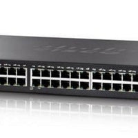 SG350-52-K9-NA - Cisco Small Business SG350-52 Managed Switch, 48 Gigabit with 2 Gigabit SFP Combo & 2 SFP Ports - New