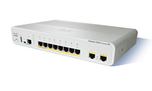 WS-C2960CG-8TC-L - Cisco Catalyst 2960CG Network Switch - New