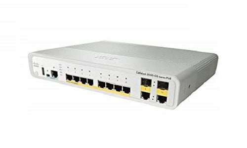 WS-C3560CG-8PC-S - Cisco Catalyst 3560CG Network Switch - Refurb'd