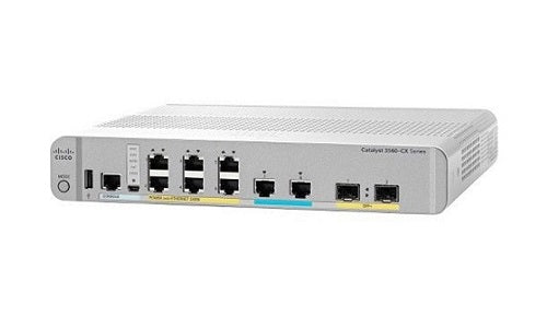 WS-C3560CX-8PC-S - Cisco Catalyst 3560CX Network Switch - New