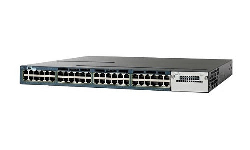 WS-C3560X-48P-L - Cisco Catalyst 3560X Network Switch - New