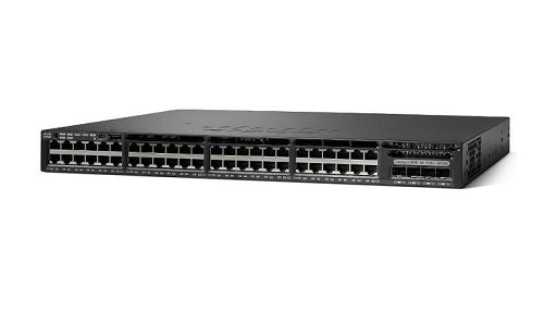 WS-C3650-48PS-E - Cisco Catalyst 3650 Network Switch - Refurb'd