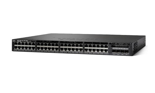 WS-C3650-48TS-L - Cisco Catalyst 3650 Network Switch - Refurb'd