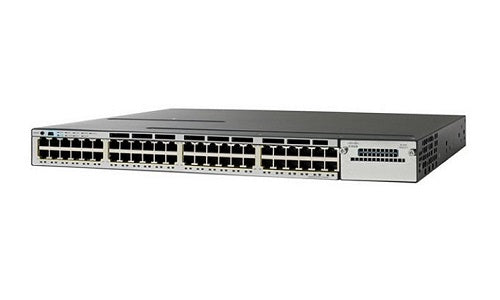 WS-C3750X-48T-L - Cisco Catalyst 3750X Network Switch - New
