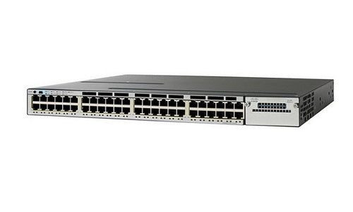 WS-C3750X-48U-L - Cisco Catalyst 3750X Network Switch - Refurb'd