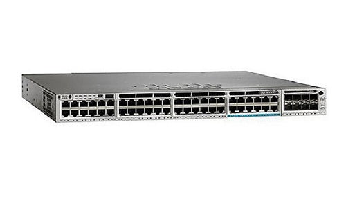 WS-C3850-12X48U-S - Cisco Catalyst 3850 Network Switch - New