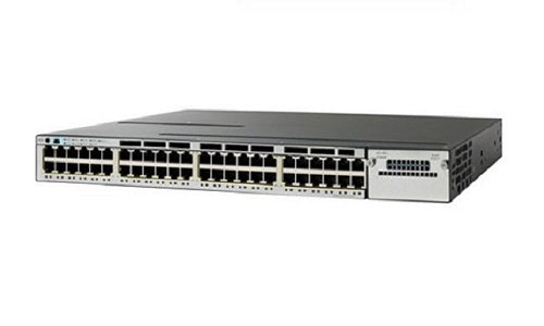 WS-C3850-48F-L - Cisco Catalyst 3850 Network Switch - Refurb'd