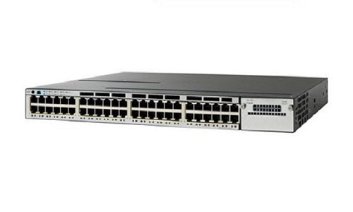 WS-C3850-48F-S - Cisco Catalyst 3850 Network Switch - New