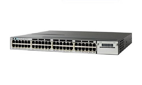 WS-C3850-48P-L - Cisco Catalyst 3850 Network Switch - New