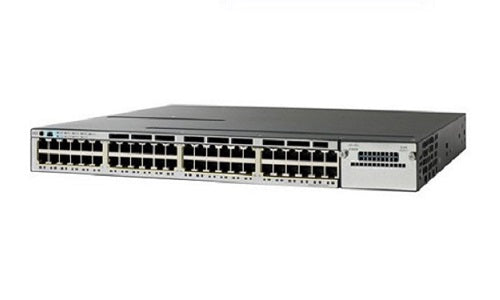 WS-C3850-48T-S - Cisco Catalyst 3850 Network Switch - New