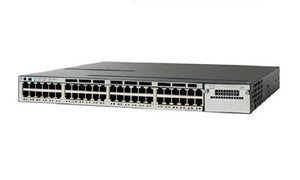 WS-C3850-48U-E - Cisco Catalyst 3850 Network Switch - New