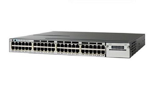WS-C3850-48U-S - Cisco Catalyst 3850 Network Switch - Refurb'd