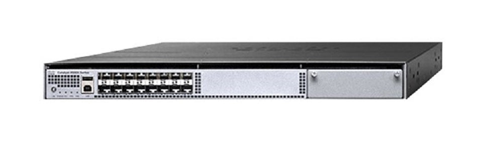 WS-C4500X-F-16SFP+ - Cisco Catalyst 4500X Network Switch - New
