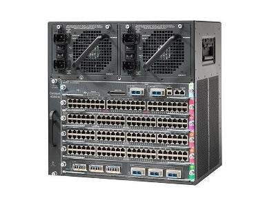 WS-C4506 - Cisco Catalyst 4506 Network Switch - Refurb'd