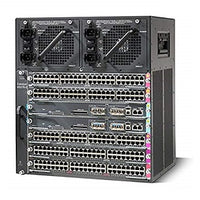 WS-C4507R+E - Cisco Catalyst 4507R Network Switch - Refurb'd
