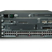 WS-C6503E-S32-10GE - Cisco Catalyst 6503E Network Switch Chassis - Refurb'd