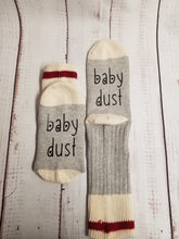 Load image into Gallery viewer, Baby Dust, Lucky socks, lucky fertility socks - My Other Child