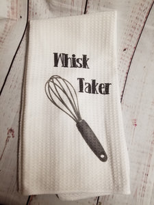 Funny tea towels, whisk taker, pot head, wish I was a baller - My Other Child