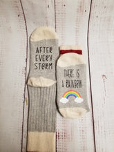Load image into Gallery viewer, After every storm, there is a rainbow, Lucky Socks, Rainbow Baby - My Other Child