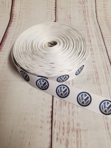 Volkswagen, Grosgrain ribbon, hair bows,  crafting - My Other Child