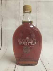 Hanna's 500 ml Maple syrup - My Other Child
