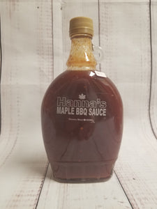 Maple Syrup Bbq sauce - My Other Child
